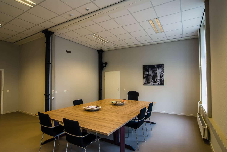 licht project HOOGSPOOR regionaal archief tilburg