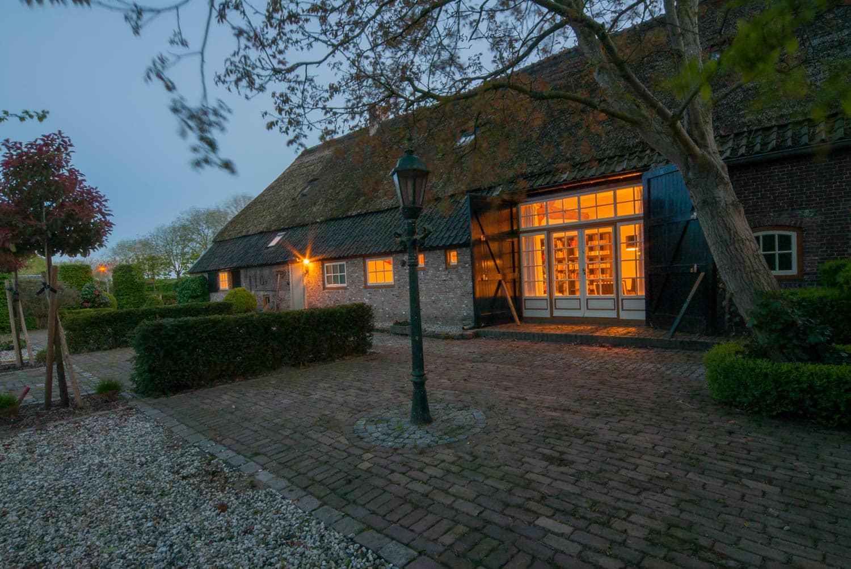 Lichtplan woonboerderij HOOGSPOOR