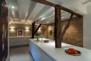 verlichting keuken HOOGSPOOR wandlampen
