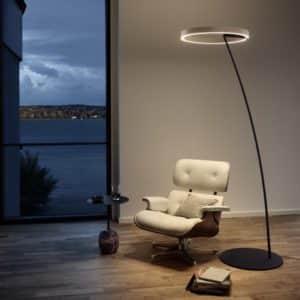 Mito raggio staande lamp
