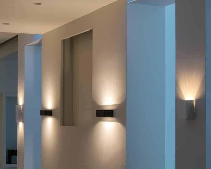 wandlampen showroom